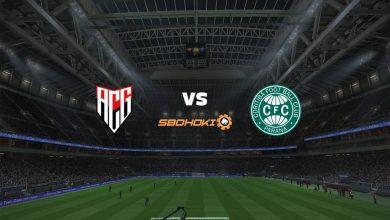 Photo of Live Streaming  Atlético-GO vs Coritiba 26 Februari 2021