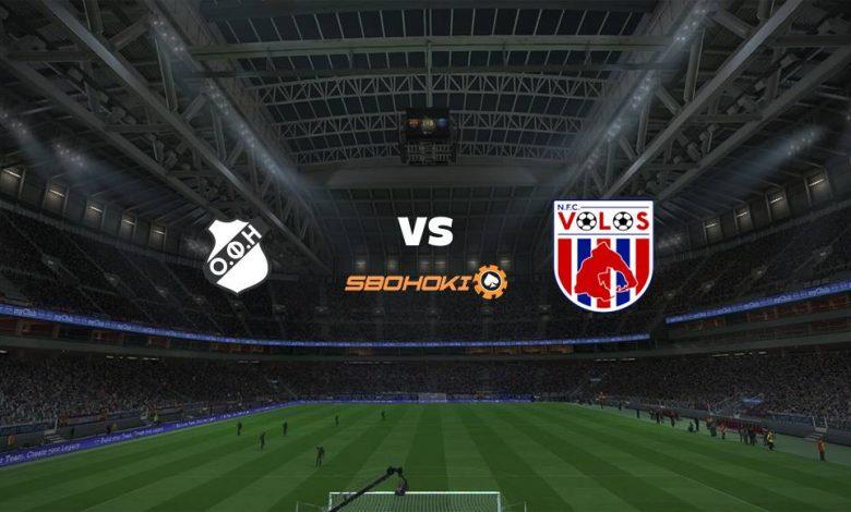 Live Streaming  OFI Crete vs Volos NFC 14 Februari 2021 1