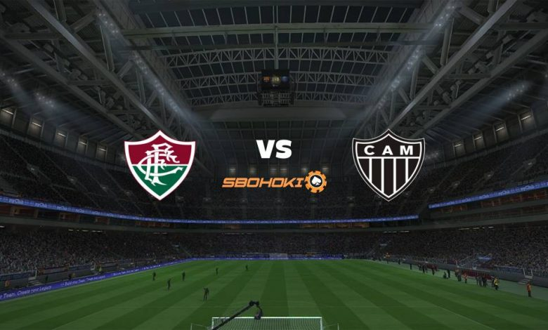 Live Streaming  Fluminense vs Atlético-MG 11 Februari 2021 1