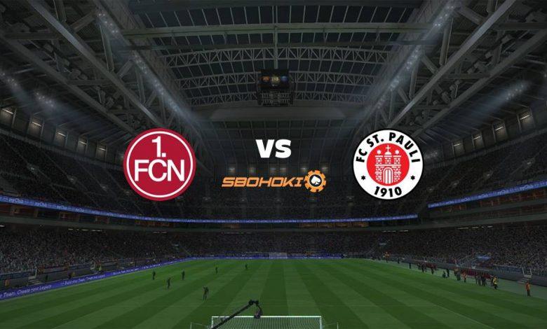 Live Streaming  FC Nurnberg vs St Pauli 14 Februari 2021 1