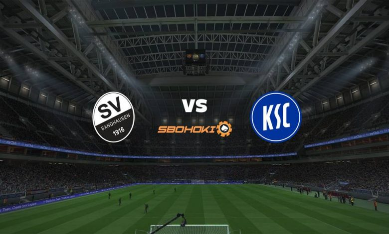 Live Streaming  SV Sandhausen vs Karlsruher SC 13 Februari 2021 1