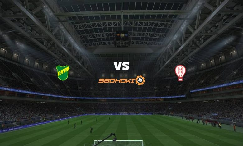 Live Streaming  Defensa y Justicia vs Huracán 14 Februari 2021 1