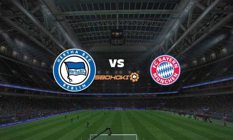 Live Streaming Hertha Berlin vs Bayern Munich 5 Februari 2021 1