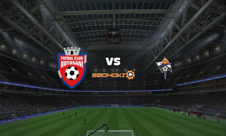 Live Streaming  FC Botosani vs Gaz Metan 13 Februari 2021 1