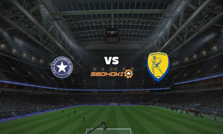 Live Streaming  Atromitos vs Panathinaikos 6 Februari 2021 1