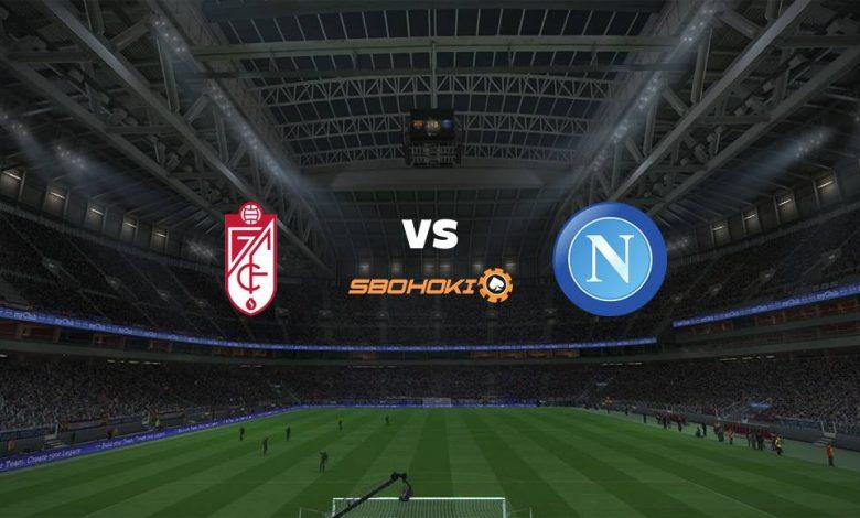 Live Streaming  Granada vs Napoli 18 Februari 2021 1
