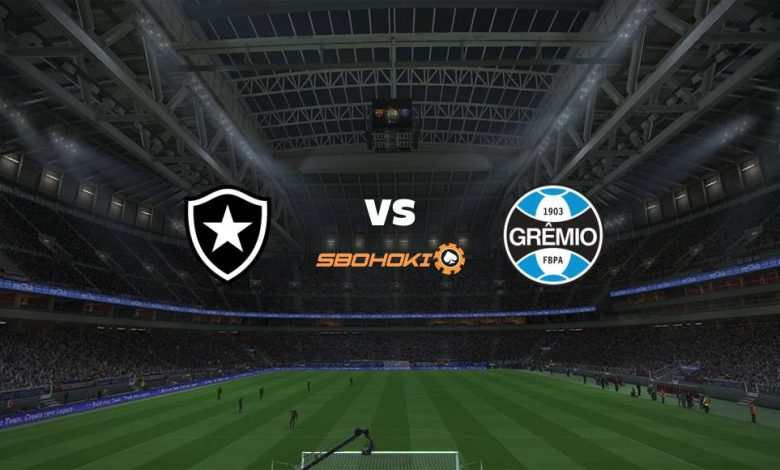 Live Streaming  Botafogo vs Grêmio 8 Februari 2021 1