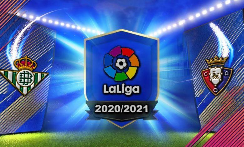 Prediksi Malam Ini Real Betis vs Osasuna Selasa 2 Februari 2021 1