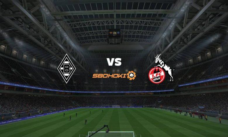 Live Streaming  M'gladbach vs FC Cologne 6 Februari 2021 1