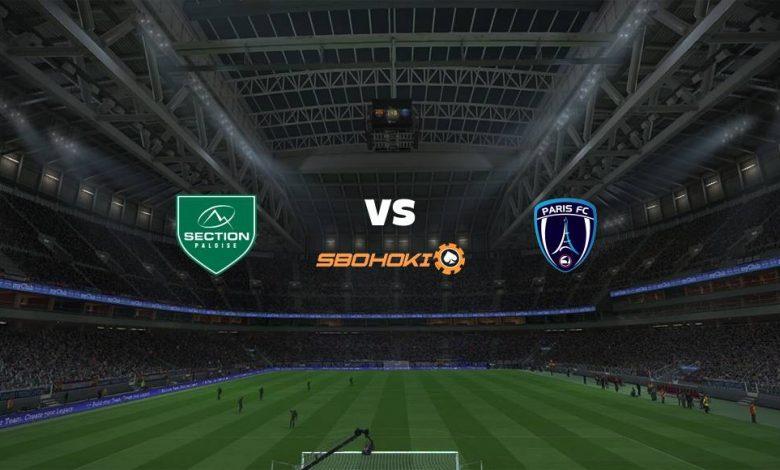 Live Streaming  Pau vs Paris FC 13 Februari 2021 1