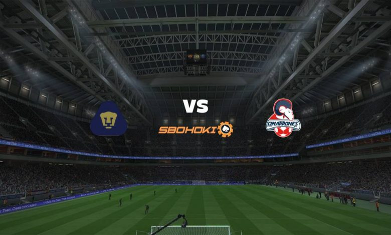 Live Streaming Pumas Tabasco vs Cimarrones de Sonora 17 Februari 2021 1