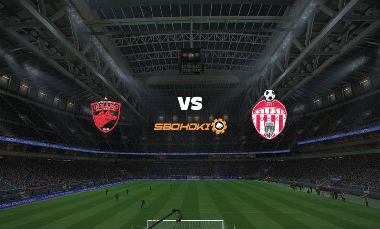 Live Streaming  Dinamo Bucuresti vs Sepsi Sfantu Gheorghe 13 Februari 2021 1