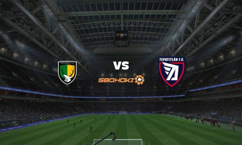 Live Streaming  Venados FC vs Tepatitlán FC 18 Februari 2021 1