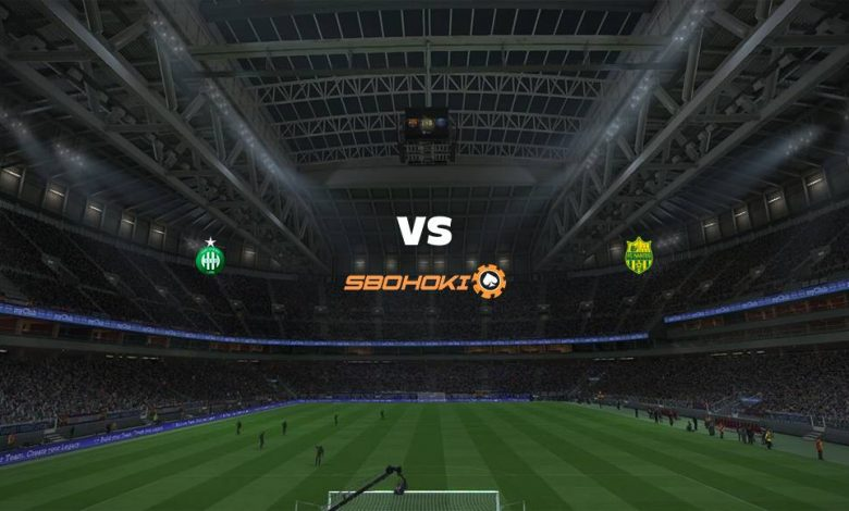 Live Streaming St Etienne vs Nantes 3 Februari 2021 1