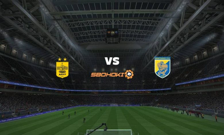 Live Streaming  Aris vs Panetolikos 14 Februari 2021 1
