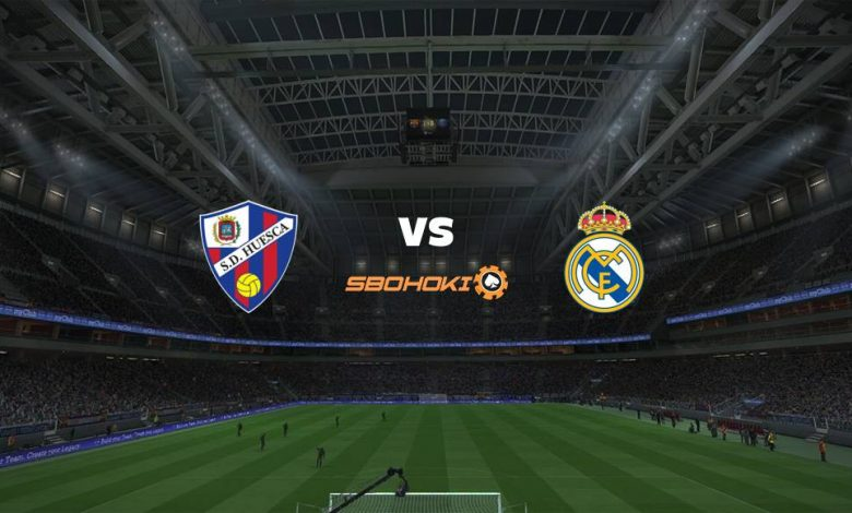 Live Streaming  Huesca vs Real Madrid 6 Februari 2021 1