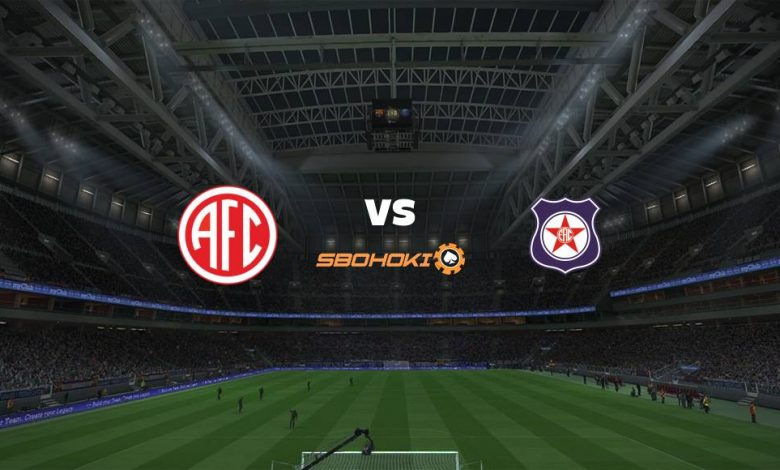 Live Streaming  América-RJ vs Friburguense 17 Februari 2021 1