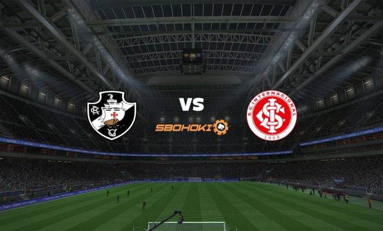 Live Streaming  Vasco da Gama vs Internacional 14 Februari 2021 1
