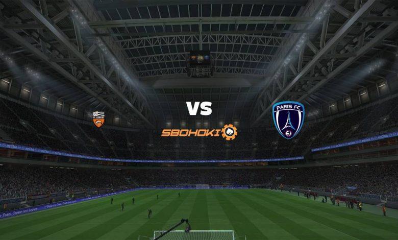 Live Streaming  Lorient vs Paris FC 9 Februari 2021 1