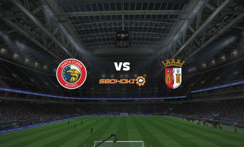 Live Streaming  Santa Clara vs Braga 14 Februari 2021 1