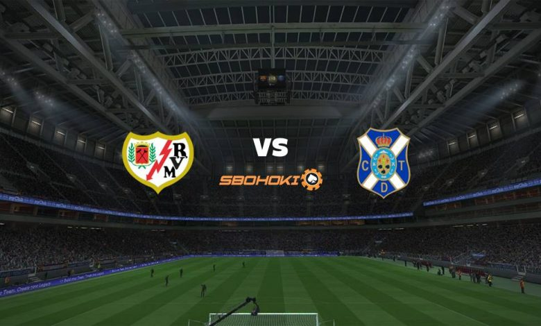 Live Streaming  Rayo Vallecano vs Tenerife 7 Februari 2021 1
