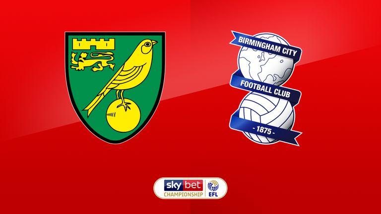Prediksi Bola Birmingham vs Norwich 1