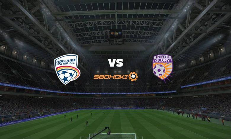 Live Streaming  Adelaide United vs Perth Glory 5 Februari 2021 1