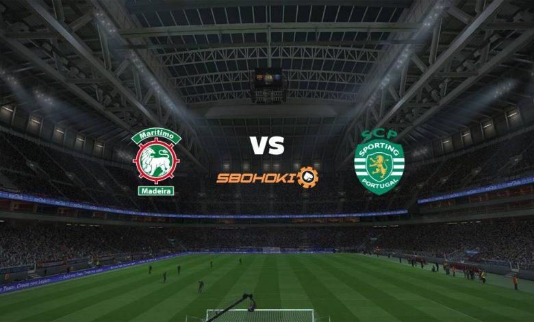 Live Streaming  Maritimo vs Sporting CP 5 Februari 2021 1