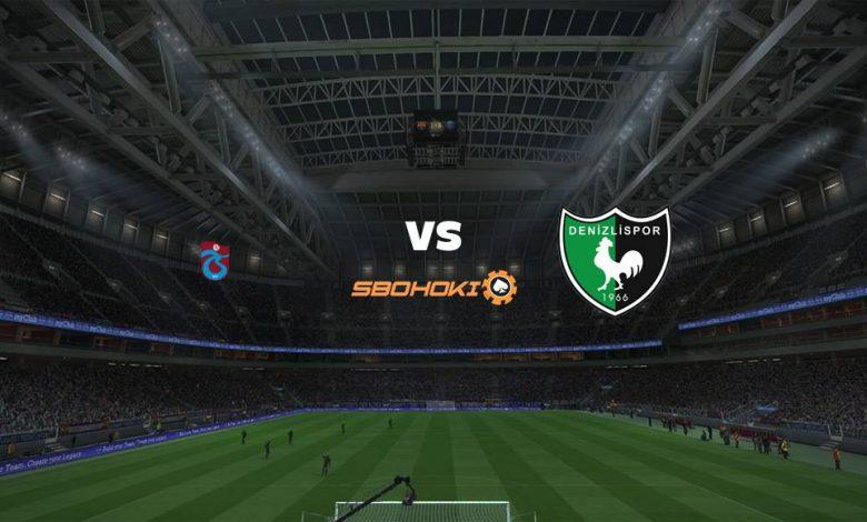 Live Streaming  Trabzonspor vs Denizlispor 4 Februari 2021 1