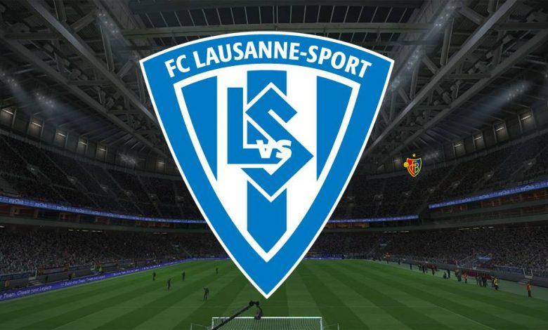 Live Streaming  Lausanne Sports vs FC Basel 4 Februari 2021 1