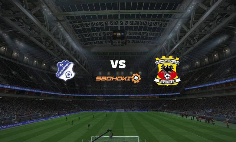 Live Streaming  FC Eindhoven vs Go Ahead Eagles 5 Februari 2021 1
