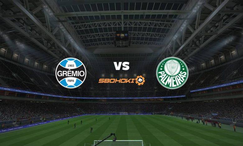 Live Streaming Grêmio vs Palmeiras 12 Februari 2021 1