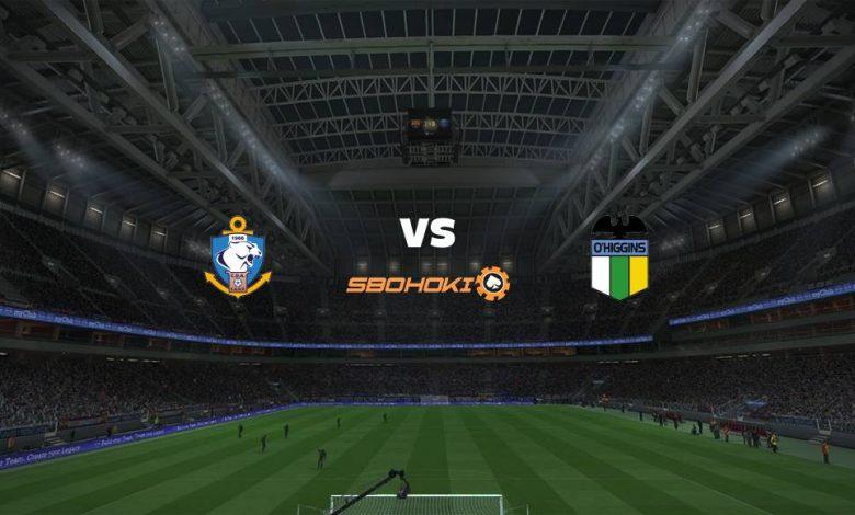Live Streaming Antofagasta vs O'Higgins 10 Februari 2021 1