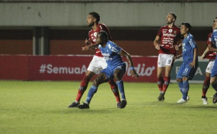 Seimbang, Persib Bandung Ditahan 10 Pemain Bali United 1
