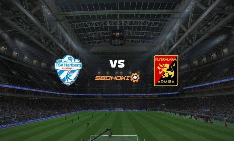 Live Streaming TSV Hartberg vs FC Admira Wacker Modling 6 Maret 2021 1