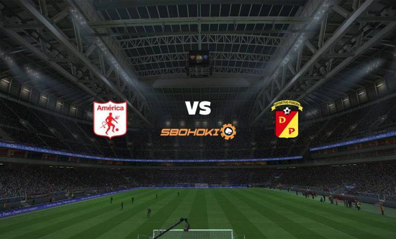 Live Streaming América de Cali vs Deportivo Pereira 7 Maret 2021 1