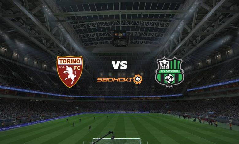 Live Streaming Torino vs Sassuolo 17 Maret 2021 1