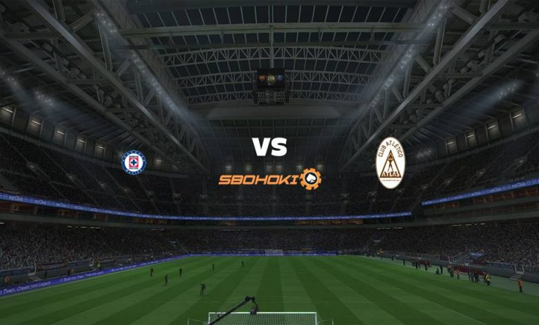 Live Streaming Cruz Azul vs Atlas 21 Maret 2021 1