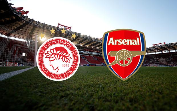 Nonton Live Streaming Olympiakos vs Arsenal: Big Match Liga Eropa 1