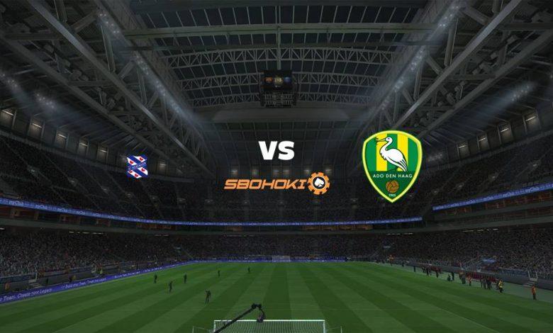 Live Streaming Heerenveen vs ADO Den Haag 6 Maret 2021 1