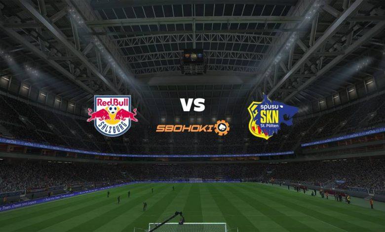 Live Streaming FC Salzburg vs St. Pölten 7 Maret 2021 1