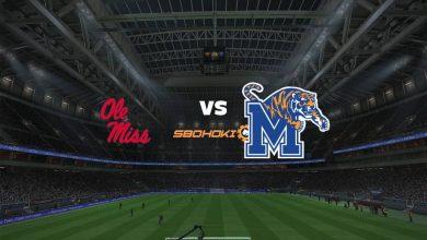 Photo of Live Streaming  Ole Miss Rebels vs Memphis 2 Maret 2021