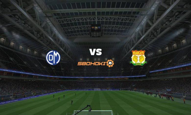 Live Streaming Deportivo Municipal vs Sport Huancayo 12 Maret 2021 1