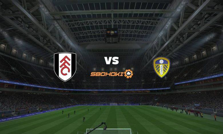 Live Streaming Fulham vs Leeds United 19 Maret 2021 1