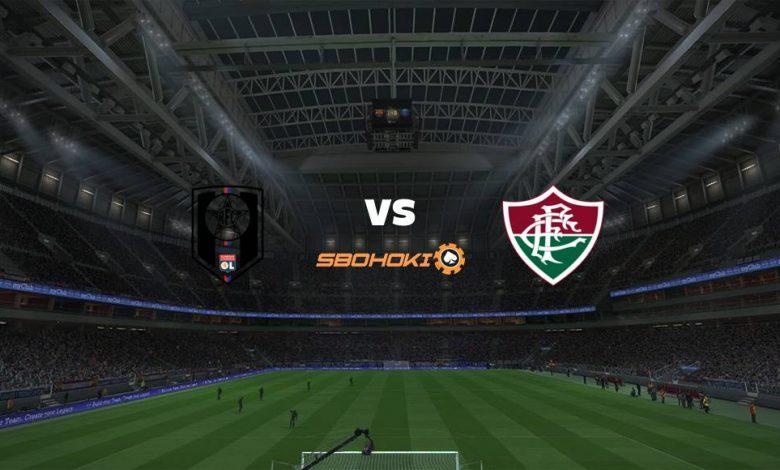 Live Streaming Resende vs Fluminense 4 Maret 2021 1