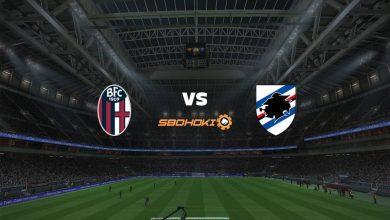 Photo of Live Streaming  Bologna vs Sampdoria 14 Maret 2021