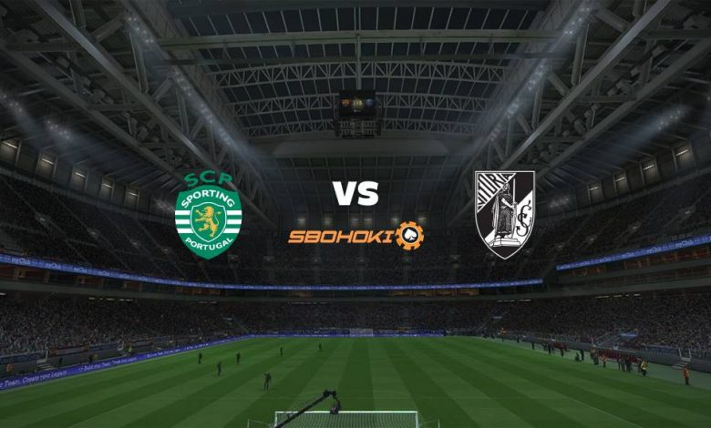 Live Streaming Sporting CP vs Guimaraes 20 Maret 2021 1