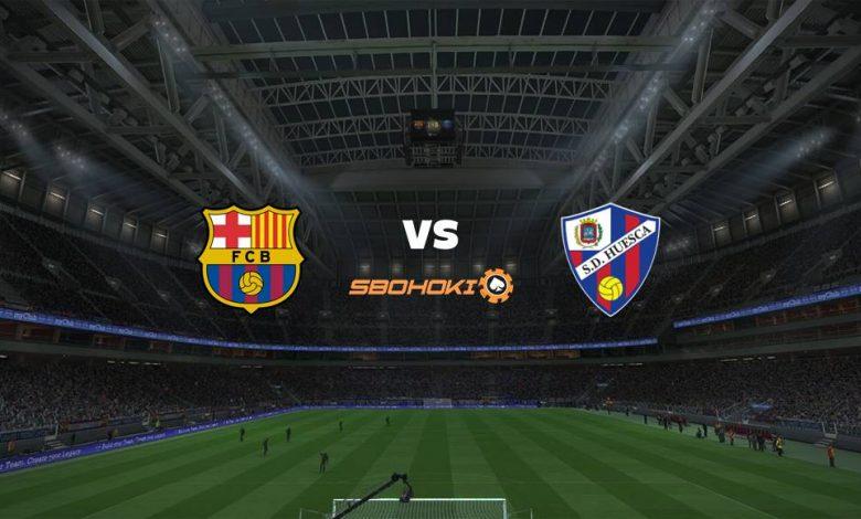 Live Streaming Barcelona vs Huesca 15 Maret 2021 1