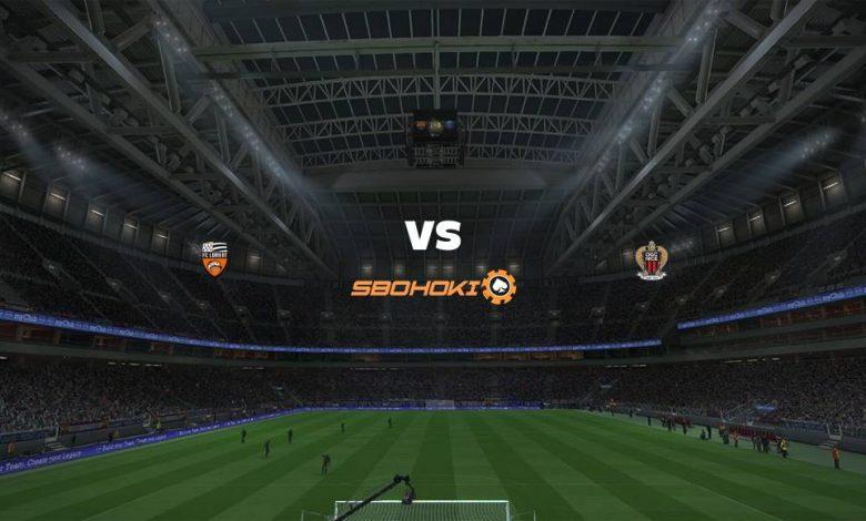 Live Streaming Lorient vs Nice 14 Maret 2021 1