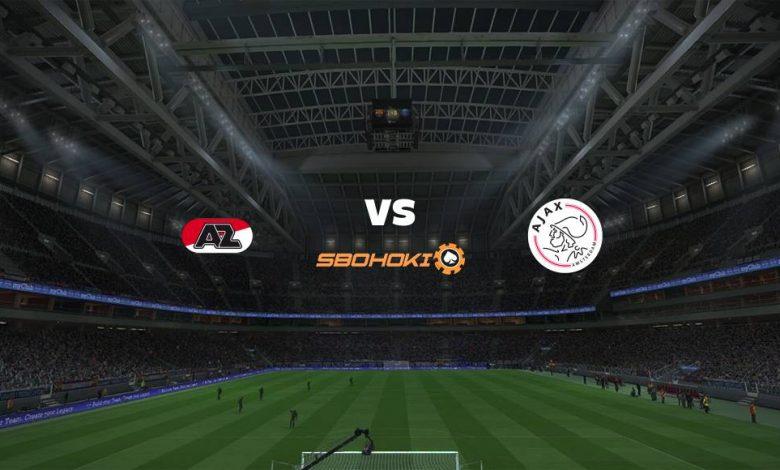 Live Streaming Jong AZ vs Jong Ajax 15 Maret 2021 1
